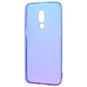 Чехол TPU Gradient Design Meizu 16 / 16th / 16x – Blue purple