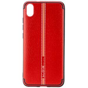 TPU чехол DLONS Lenny для Xiaomi Redmi 7A – Красный