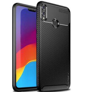 Силиконовый чехол Ipaky Kaisy Series для Huawei Honor 8x Max – Черный