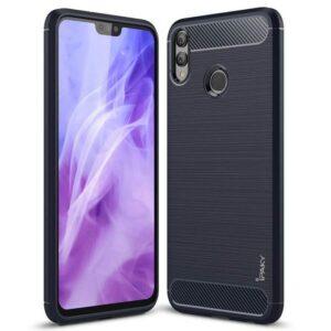 Силиконовый чехол Ipaky Slim Series для Huawei Honor 8x Max – Синий