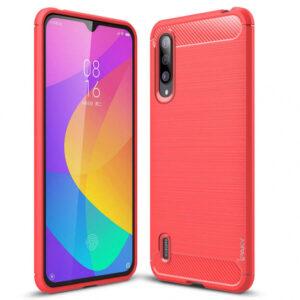Силиконовый чехол Ipaky Slim Series для Xiaomi Mi A3 / CC9e – Красный