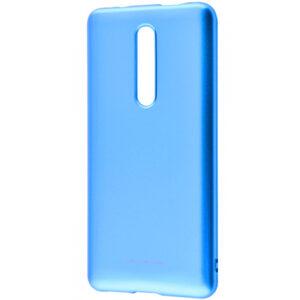 TPU чехол Molan Cano Glossy для Xiaomi Redmi K20 / K20 Pro / Mi 9T / Mi 9T Pro – Голубой