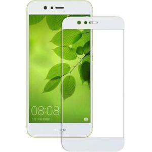 Защитное стекло 3D (5D) Full Glue Armor Glass на весь экран для Huawei Nova 2 – White