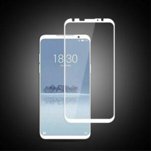 Защитное стекло 2.5D (3D) Full Cover на весь экран для Meizu 16th — White