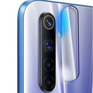 Защитное стекло на камеру для Realme 6 Pro