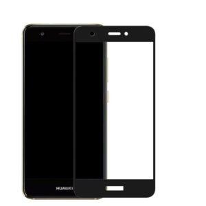 Защитное стекло 3D (5D) Full Glue Armor Glass на весь экран для Huawei Nova – Black