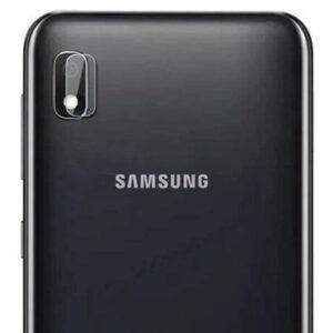 Защитное стекло на камеру для Samsung Galaxy A10 2019 (A105)