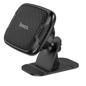 Автомобильный держатель Hoco CA66 Sagittarius Console Magnetic – Black