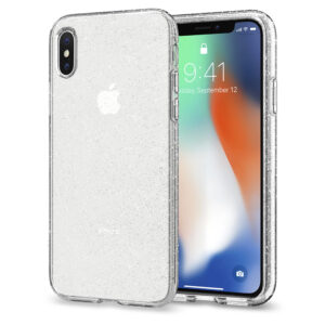 TPU чехол Clear Shining для Iphone XS Max – Прозрачный