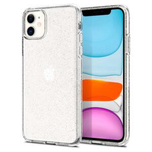 TPU чехол Clear Shining для Iphone 11 – Прозрачный