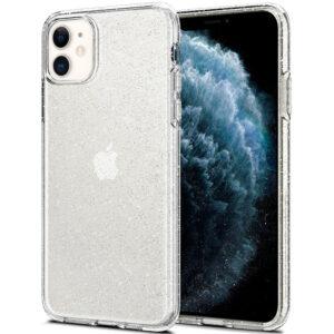 TPU чехол Clear Shining для Iphone 12 Mini – Прозрачный