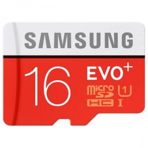 Карта памяти Samsung Micro SD 16GB Class HC-I 10