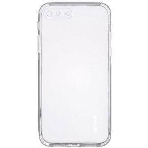 Прозрачный силиконовый TPU чехол GETMAN для Iphone 7 Plus / 8 Plus