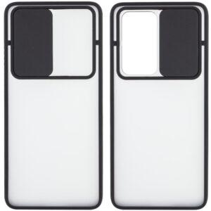 Чехол Camshield mate TPU со шторкой для камеры для OnePlus Nord – Черный