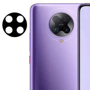 Гибкое защитное стекло 0.18mm на камеру для Xiaomi Redmi K30 Pro / Poco F2 Pro – Black