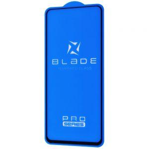 Защитное стекло 3D (5D) Blade Glass Full Glue на весь экран для Xiaomi Mi 10T Lite / X3 Pro / Poco X3 NFC – Black
