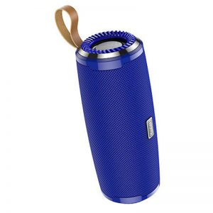 Портативная Bluetooth колонка Hoco BS38 Cool freedom sports – Blue