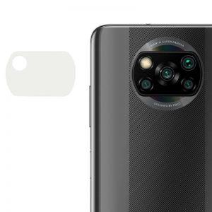Гибкое защитное стекло 0.18mm на камеру для Xiaomi Poco X3 / Poco X3 NFC