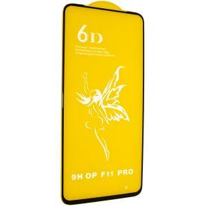 Защитное стекло 6D Premium для Realme 6 – Black