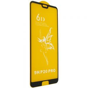 Защитное стекло 6D Premium для Huawei P20 Pro – Black