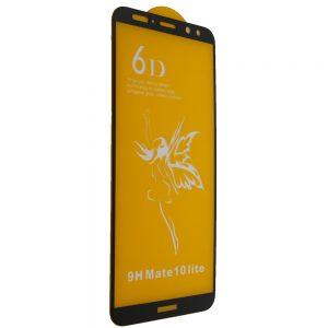 Защитное стекло 6D Premium для Huawei Mate 10 Lite – Black