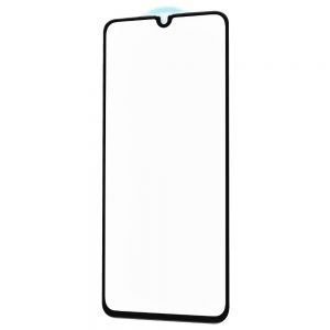 Защитное стекло 3D / 5D Premium 9H Full Glue на весь экран для Samsung Galaxy A70 2019 (A705) – Black