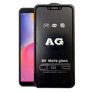 Матовое защитное стекло 3D (5D) Perfect AG для Huawei P Smart Plus / Nova 3i — Black
