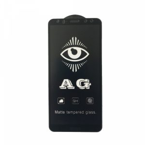 Матовое защитное стекло 3D (5D) Perfect AG для Huawei Mate 10 Lite — Black