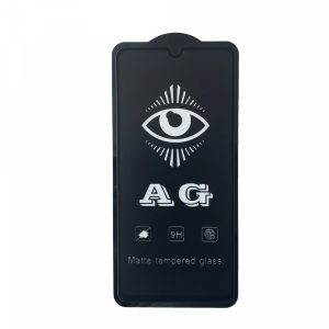 Матовое защитное стекло 3D (5D) Perfect AG для Huawei P30 — Black