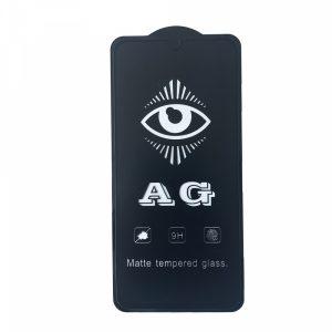 Матовое защитное стекло 3D (5D) Perfect AG для Huawei Y6 2019 / Honor 8A – Black