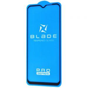 Защитное стекло 3D (5D) Blade Glass Full Glue на весь экран для Xiaomi Redmi 9 – Black