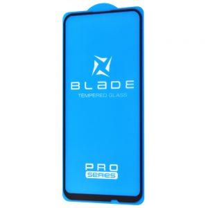 Защитное стекло 3D (5D) Blade Glass Full Glue на весь экран для Samsung Galaxy S10e (G970) – Black