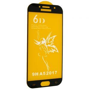 Защитное стекло 6D Premium для Samsung Galaxy A5 2017 (A520) – Black