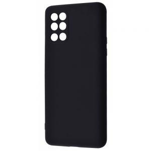 Чехол WAVE Colorful Case с микрофиброй для Oneplus 8T – Black