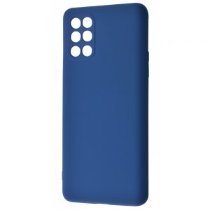 Чехол WAVE Colorful Case с микрофиброй для Oneplus 8T – Blue
