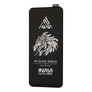Защитное стекло 3D (5D) Inavi Premium на весь экран для Xiaomi Redmi 8 / 8A – Black