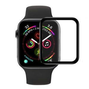 Защитная пленка 3D Full Glue для Apple Watch 38mm – Black
