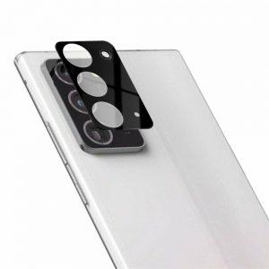 Гибкое защитное стекло 0.18mm на камеру для Samsung Galaxy Note 20 – Black