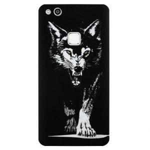 Силиконовый чехол Inavi Gallery Huawei P10 Lite – Predatory Wolf