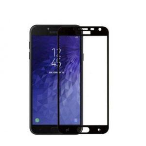 Защитное стекло 3D (5D) Perfect Glass Full Glue Ipaky на весь экран для Samsung Galaxy J7 2017 (J730) – Black