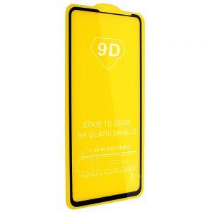 Защитное стекло 9D Full Glue Cover Glass на весь экран для Xiaomi Mi Mix 3 – Black