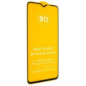 Защитное стекло 9D Full Glue Cover Glass на весь экран для Realme X2 Pro – Black