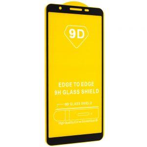 Защитное стекло 9D Full Glue Cover Glass на весь экран для Samsung Galaxy A01 Core – Black