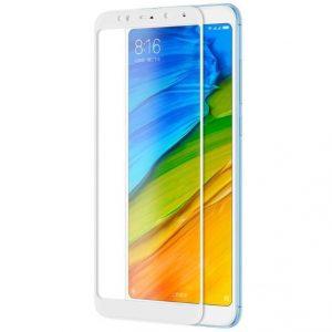 Защитное стекло 3D (5D) Perfect Glass Full Glue Ipaky на весь экран для Xiaomi Redmi 5 – White