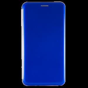 Глянцевый чехол-книжка (TPU+PC) для Huawei P Smart (2019) / Honor 10 Lite – Синий