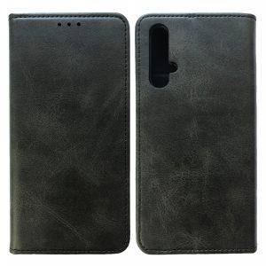 Чехол-книжка Black TPU Magnet для Huawei Honor 20 / Nova 5T – Black