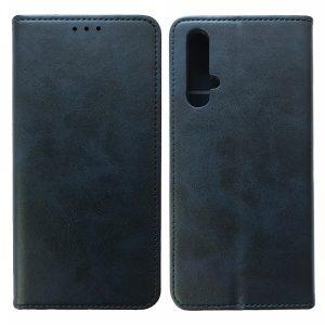 Чехол-книжка Black TPU Magnet для Huawei Honor 20 / Nova 5T – Blue