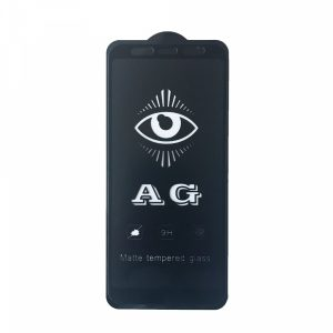 Матовое защитное стекло 3D (5D) Perfect AG для Samsung Galaxy J6 Plus 2018 (J610) – Black