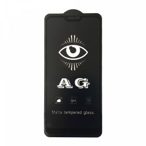 Матовое защитное стекло 3D (5D) Perfect AG для Xiaomi Redmi 6 Pro / Mi A2 Lite – Black
