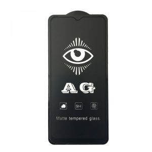 Матовое защитное стекло 3D (5D) Perfect AG для Oppo A5 (2020) / A9 (2020) – Black